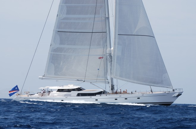 S/Y Hyperion | Royal Huisman