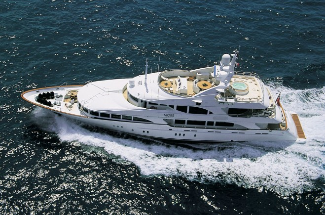 M/Y More | Benetti