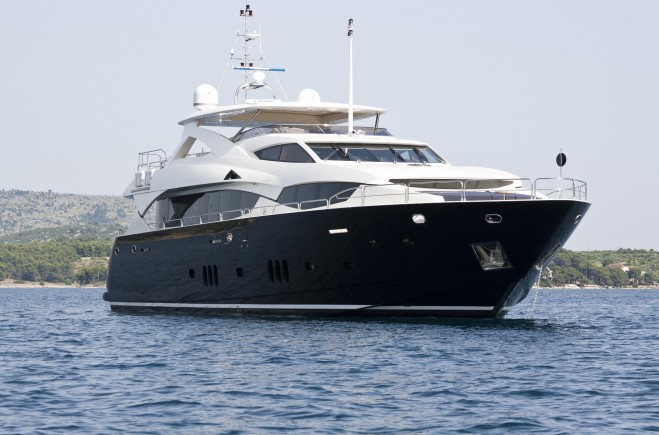 M/Y Cassiopeia | Sunseeker
