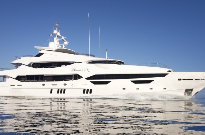 M/Y Princess AVK | Sunseeker