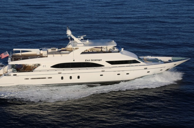 M/Y Exit Strategy | Hargrave Yachts