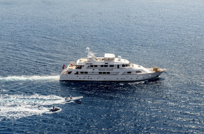 M/Y Superfun