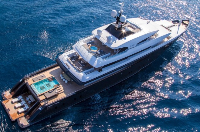ICON Superyacht Charter