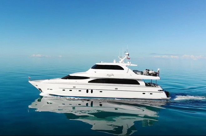 Lexington Yacht Charter