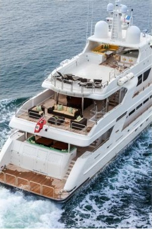 Three Forks Yacht Charter - Christensen Yachts Luxury Yacht