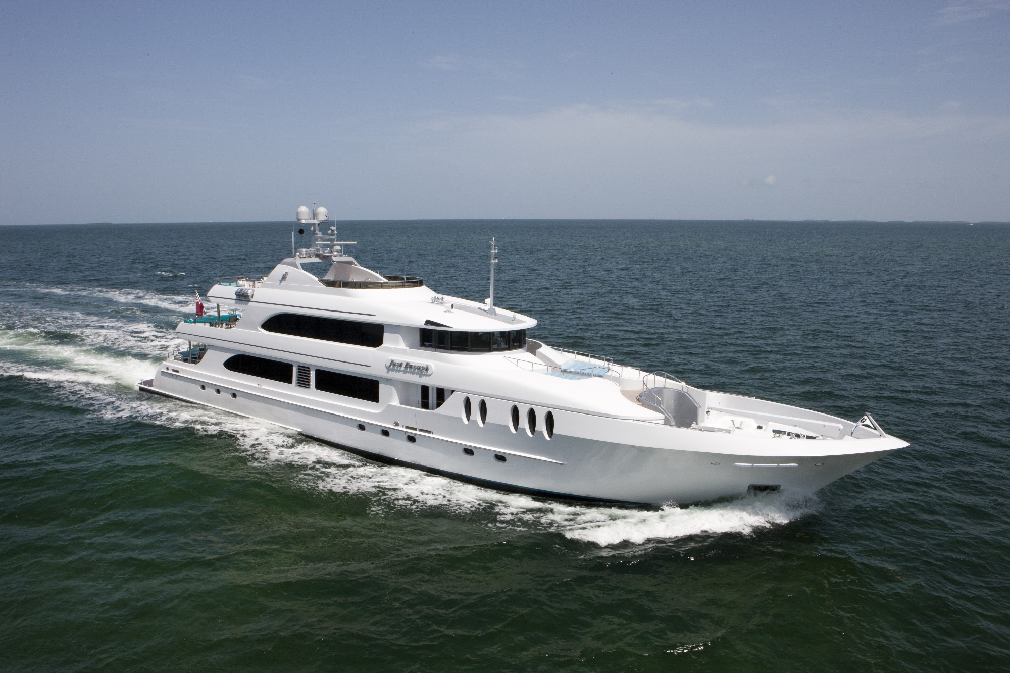 M/Y Just Enough Yacht #25