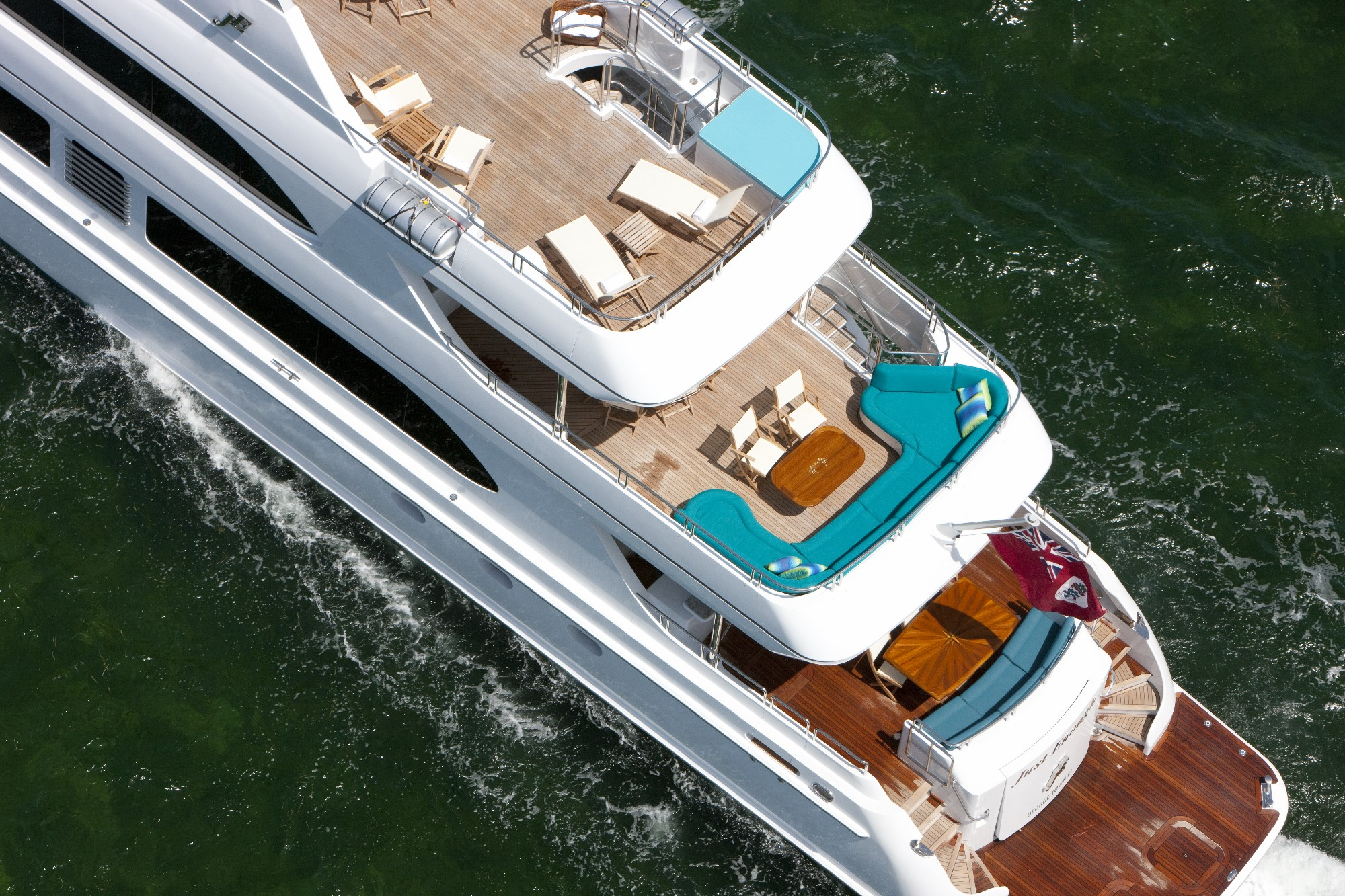 M/Y Just Enough Yacht #28