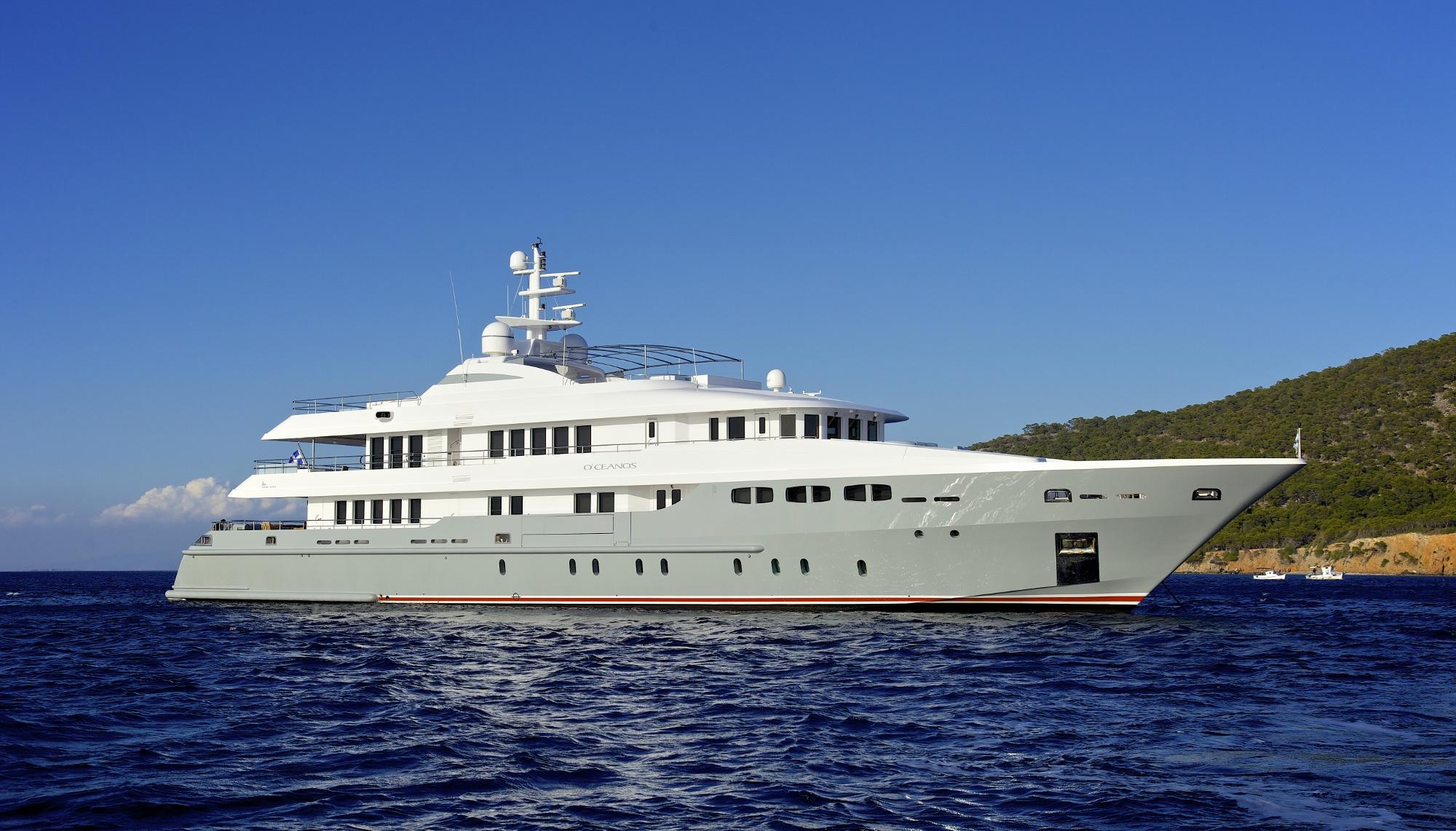 O\'Ceanos Yacht Charter - Mondo Marine Luxury Yacht