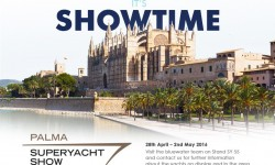 Bluewater at the Palma Superyacht Show