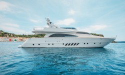 Welcome VELLMARI our new yacht for charter
