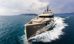 40m Admiral motoryacht GIRAUD - now available for charter exclusively with bluewater