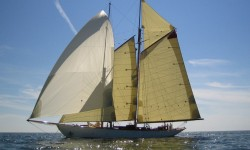 38m S/Y DORIANA - 1930 Schooner For Sale