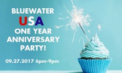 Bluewater USA – ONE Year Anniversary Party