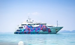 Experience New Year's Eve in Thailand Onboard Superyacht SALUZI
