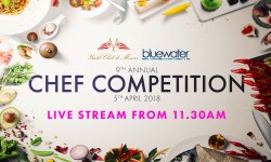 Monaco Yacht Club & Bluewater Chef Competition Live