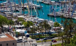 Bluewater at the 2018 Palma Superyacht Show