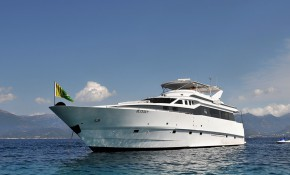 M/Y Trilogy - Price reduced by nearly 20%