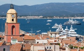 Why charter in the South of France?