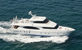 Bluewater proudly presents Motor Yacht Restless