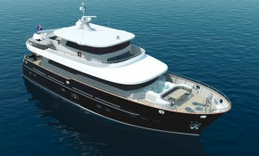 Bluewater's newest charter yacht Destiny