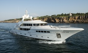 Charter Yacht of the Week - Nassima
