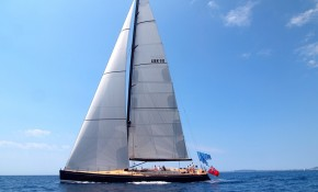 SY NEFERTITI at the 2014 Monaco Yacht Show
