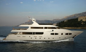 Price reduction on a 42m semi-displacement yacht