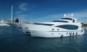 SOLD Luxury Yacht Sea Breeze