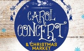 Christmas Fair and Carol Concert in Antibes