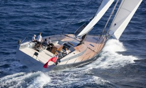 Price reduction on Sailing Yacht Aegir