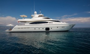 2012 Ferretti 881 - SANS ABRI - Now for sale