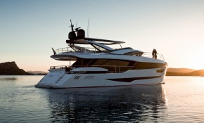 M/Y KALLIENTE - For Sale and Exhibiting at the Cannes and Monaco Yacht Shows