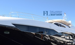 Bluewater at Fort Lauderdale International Boat Show 2017