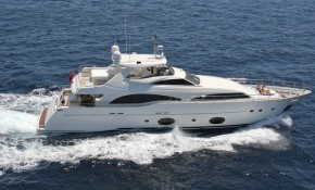 2008 Ferretti Custom Line 97 - BAOBAB - Significant Price Reduction