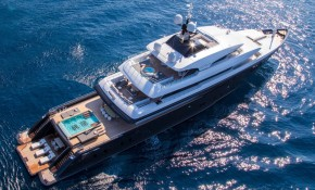 Motor yacht ICON joins the bluewater charter fleet
