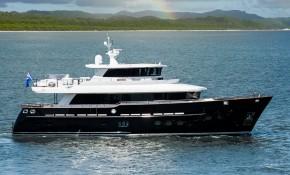 M/Y DESTINY - Custom Explorer Yacht - Price Reduction