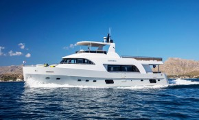 Major Price Reduction - 24m Explorer Yacht EIGHTEEN TWO