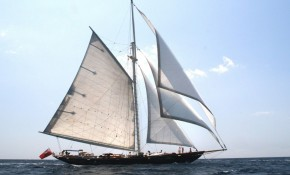 New to our charter fleet: Sailing yacht ALEXA OF LONDON