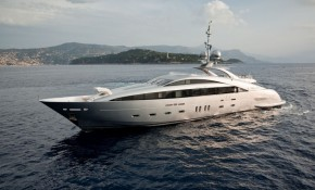 43m Motoryacht SILVER WIND available  for 2018 Monaco Grand Prix!