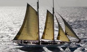 38m Classic Sailing Yacht – DORIANA – €1 Million Price Reduction
