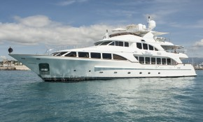 Benetti Classic 120 - GIORGIA - Back on the Market