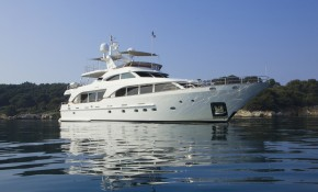 Bluewater Is Thrilled To Welcome Back MY QUID PRO QUO To Our Charter Fleet.
