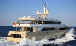 43m SOFICO now for charter with Bluewater