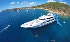 British Virgin Islands Yacht Charter - Amazing All Inclusive 4 Night Package Onboard JUST ENOUGH