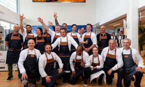 Superyacht Chef Competition