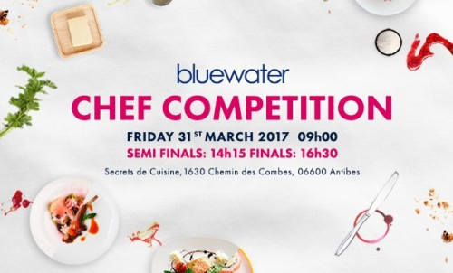 The Beauty Corner at the bluewater Chef Competition