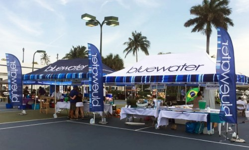 Fall Triton Expo in Ft. Lauderdale with bluewater