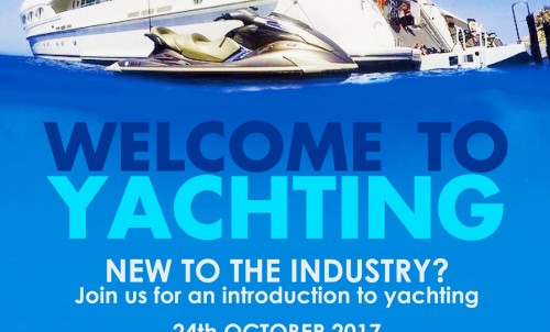 Welcome to Yachting - FREE EVENT