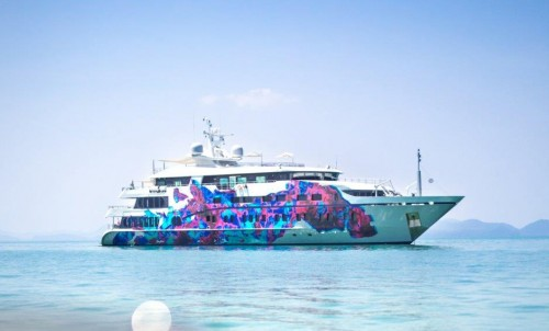20% discount on all winter charters with M/Y SALUZI