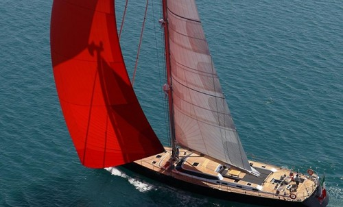 30m Picchiotti Sailing Yacht - XNOI - For Sale